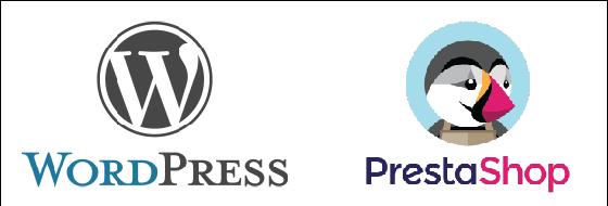 Wordpress et prestashop