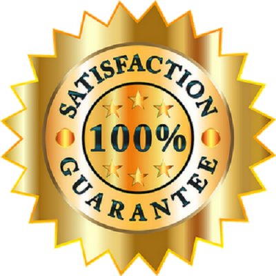 Garantie 100% Satisfait